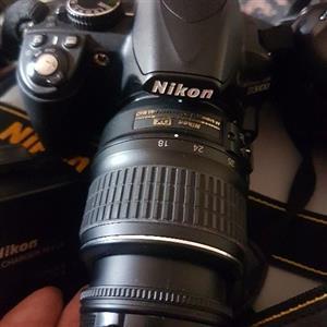 Nikon D3100 plus accessories