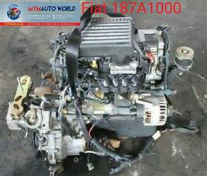 Complete Second hand used engines, FIAT PUNTO 1.8L, FIAT 188A1000