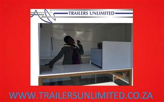 CATERING TRAILERS - ONLY THE BEST COMMERCIAL CATERING EQUIPMENT USED.