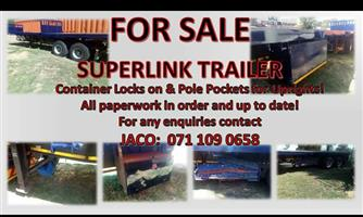 SUPERLINK TRAILERS