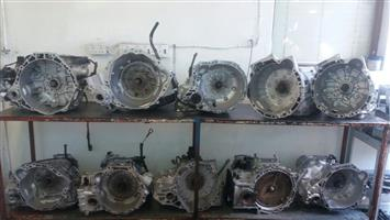 AUTOMATIC GEARBOXES ON SALE