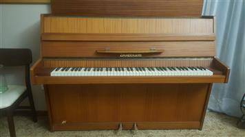 Zimmermann Upright Piano