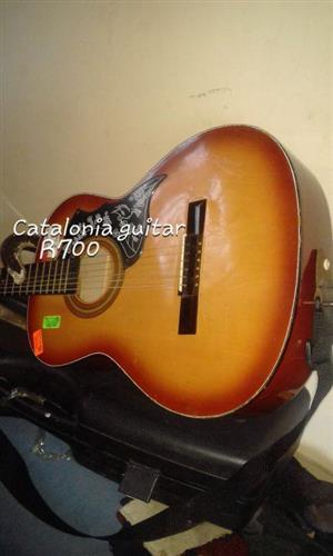Catolonia guitar for sale