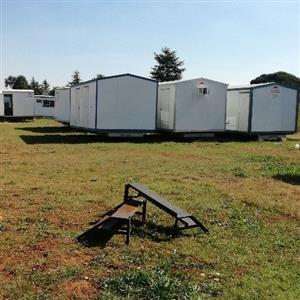 mobile container units