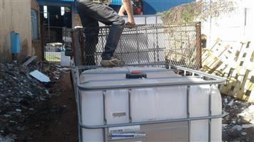 Flow bins 1000L
