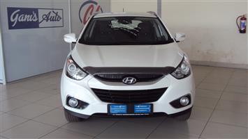 2014 Hyundai ix35 2.0CRDi Elite