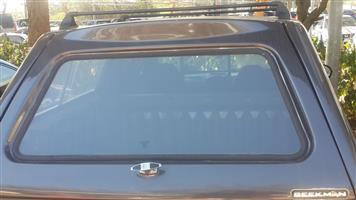Canopy Chevrolet Bakkie