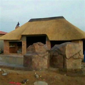 thatch roof lapa