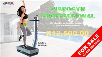 Vibrogym/Powerplate
