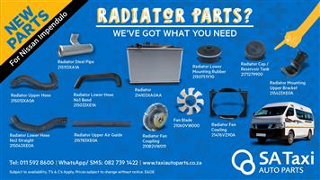 New Radiator and Par