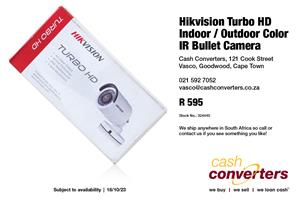 Hikvision Turbo HD Indoor / Outdoor Color IR Bullet Camera
