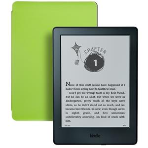 Amazon Kindle for Kids Bundle with the latest Kindle E-reader (With Cover)