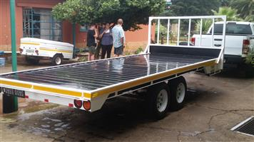 Turbo trailers