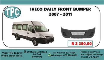 Iveco Daily Front Bumper 2007 - 2011 - For Sale at TPC.