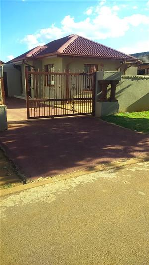 Danvile, Pretoria 3 Bedroom house for sale
