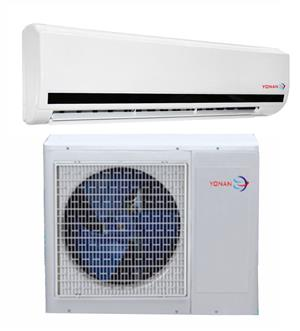 Air Conditioner - YONAN Wall Mounted Split Type