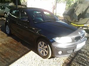 2006 BMW 1 Series 116i 5 door Exclusive