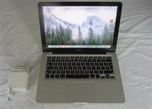 Apple Macbook Pro 13 inch A1278 manufactured 09/2016
