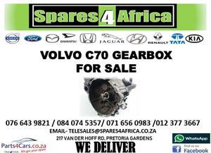 VOLVO C70 GEARBOX