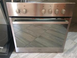 Whirlpool Oven, Hob and Extractor Fan