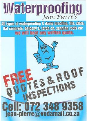 Torch on Waterproofing roof repairs Cape Town Atlantic Seaboard Llandudno Camps Hout Kalk Bantry Bay Clifton Constantia Plumstead Bakoven Kommetjie Fish Hoek Gardens Claremont Sea Point Bishopscourt Noordhoek Tamboerskloof