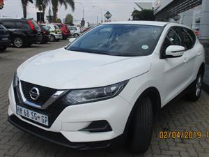 2018 Nissan Qashqai 1.2T Acenta auto
