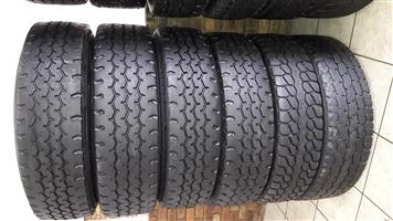 315 & 12R Re-grooved Tyres for sale in Witbank