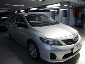 2015 Toyota Corolla 1.4 Advanced