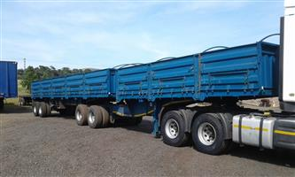 TOHF Interlink Mass Side Trailer