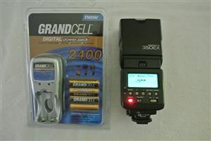 Canon Speedlite 550EX E-TTL Flash