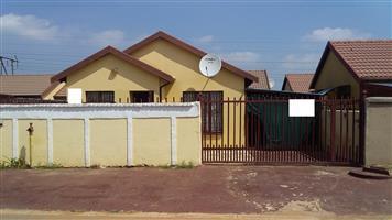 Two bedroom property for sale in Soshanguve Block VV