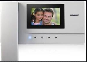VIDEO INTERCOM  Intercom COMMAX