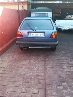 1990 VW Golf 1.6TDI Comfortline auto