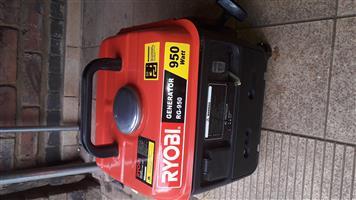 Ryobi RG 950 Generator 950 Watt 2 stroke