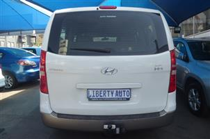 2013 Hyundai H1 H 1 2.4 panel van GL (aircon)