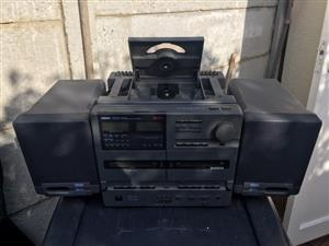 Yamaha AST C10 Compact Music Centre