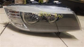 BMW E90 HEAD LIGHT RIGHT SIDE AVAILABLE