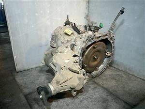 Murano CBA-TNZ51 Automatic Transmission