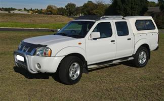2004 Nissan Hardbody 2.4 16V double cab Hi Rider SE