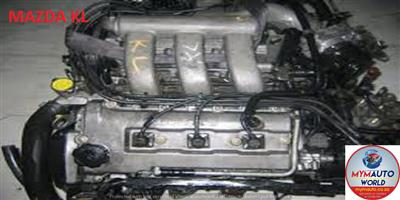MAZDA 626/CAPELLA 2.5L V6 engines for sale