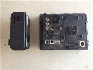 Sony PMV 740 Broadcast monitor