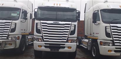 2015 Freightliner Argosy Cummins 500