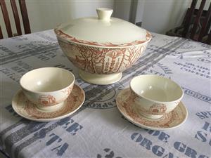 Voortrekker museum bowls
