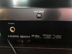 Sony Home theatre receiver set