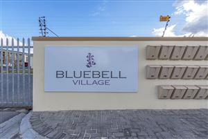 ONE month deposit for 2 bedroom apartment, Bluebell Village, Bella Donna
