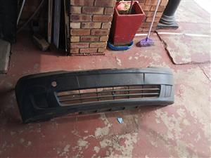 Corsa Utility front bumper 2008 R500