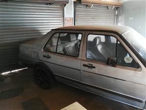 1989 VW Jetta 1.6