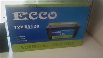 ECCO DEEP CYCLE BATTERIES FOR SALE