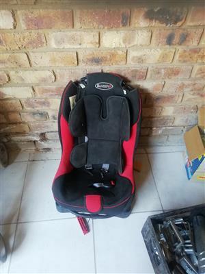 Baby Bambino Car Seat