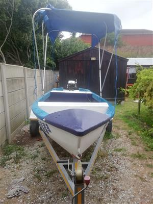 Boat  to swap